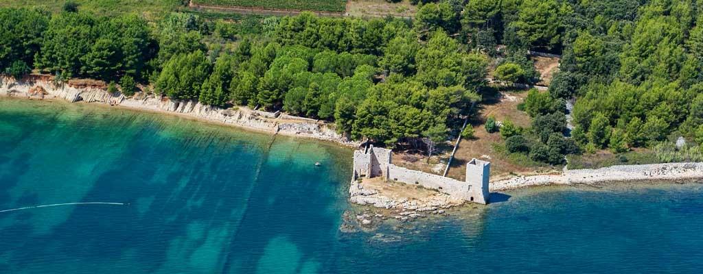 Wyspa Vir-Ruiny