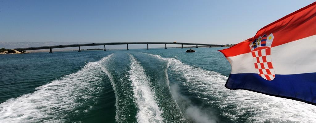 Vir Island-Brücke