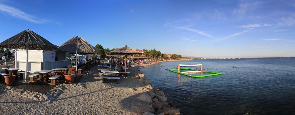 Vir Island-Central Beach